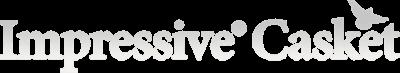 impressive casket logo